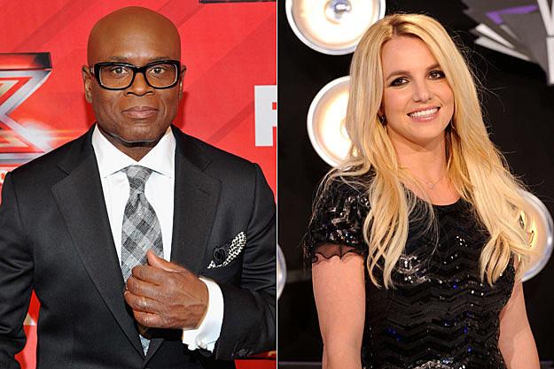 L.A. Davis, Britney Spears