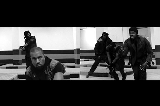 Kanye West G.O.O.D. Music