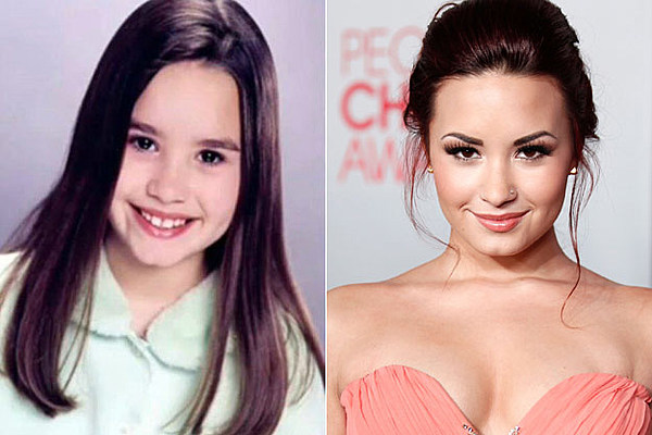 demi lovato yearbook pictures - photo #10