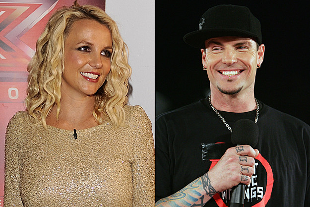 Britney Spears, Vanilla Ice