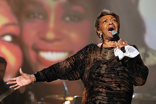 Cissy Houston BET