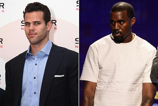 Kris Humphries Kanye West