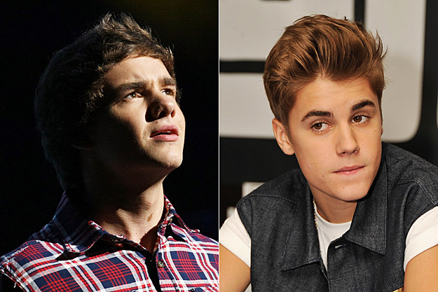 Liam Payne Justin Bieber