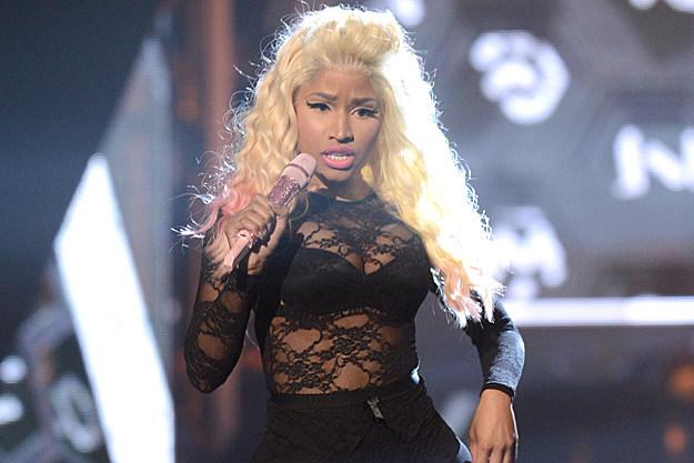 Nicki Minaj BET