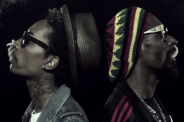 Wiz Khalifa Snoop Dogg