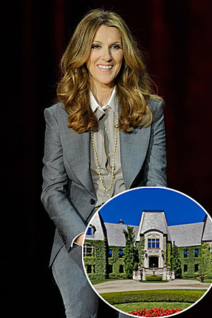 Celine Dion Mansion
