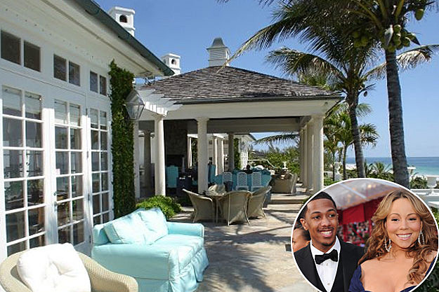 Nick Cannon Mariah Carey House