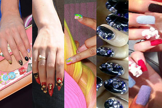 Lady Gaga, Carly Rae Jepsen, Rita Ora, Nicki Minaj, Jessie J