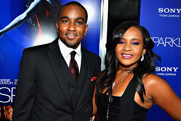 Nicholas Gordon + Bobbi Kristina Brown