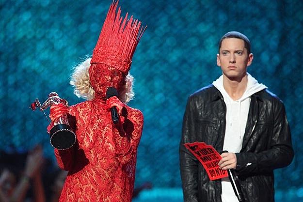 Lady Gaga + Eminem Collaboration News Is Fake