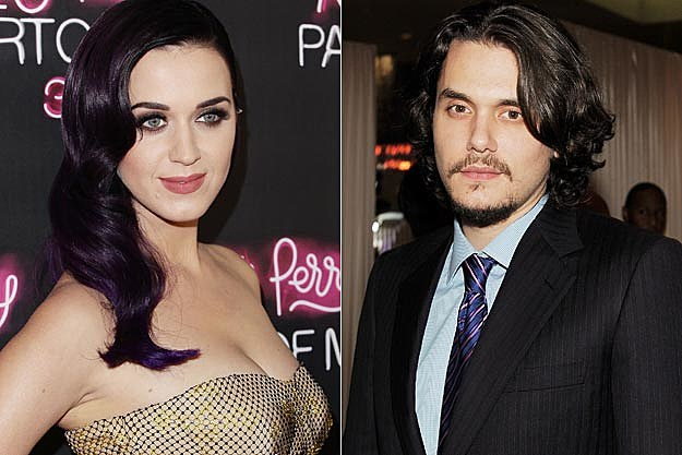 Katy Perry + John Mayer Celebrate His Birthday With NYC Lunch