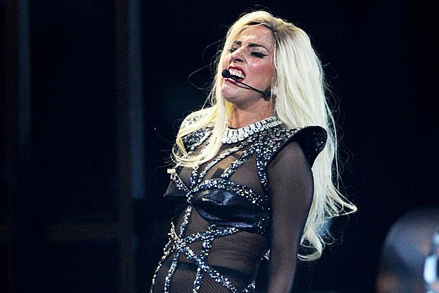 Lady Gaga Invited to Visit Drug Treatment Center After Onstage Pot-Smoking Stunt