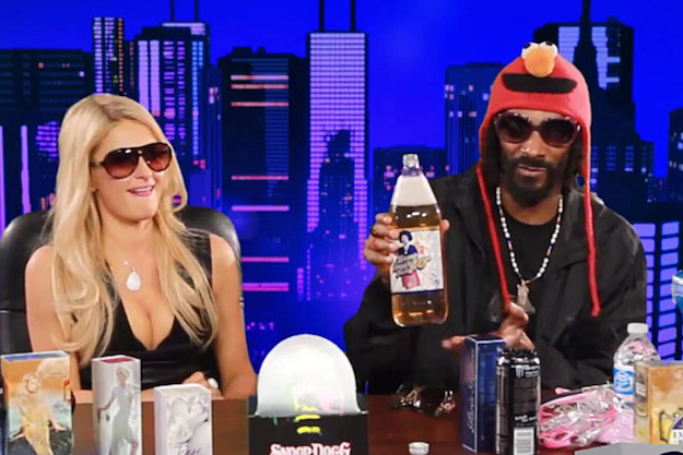 Paris Hilton Snoop Dogg
