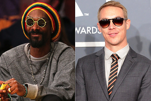 Snoop Dogg Diplo