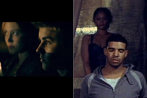 Justin Bieber Drake