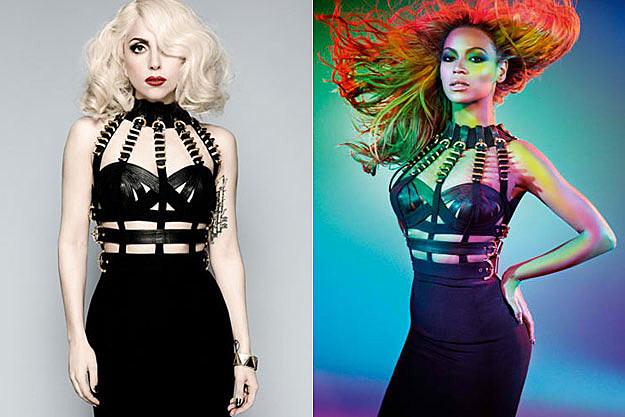 Lady Gaga Beyonce