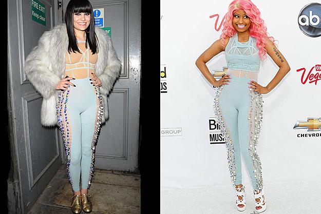 Jessie J Nicki Minaj