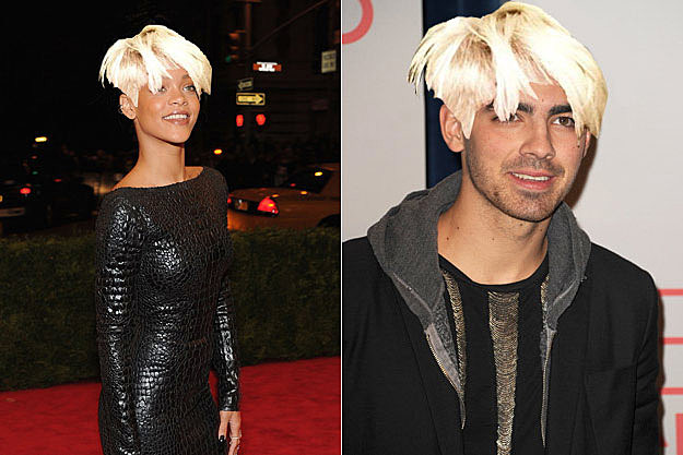Rihanna Joe Jonas