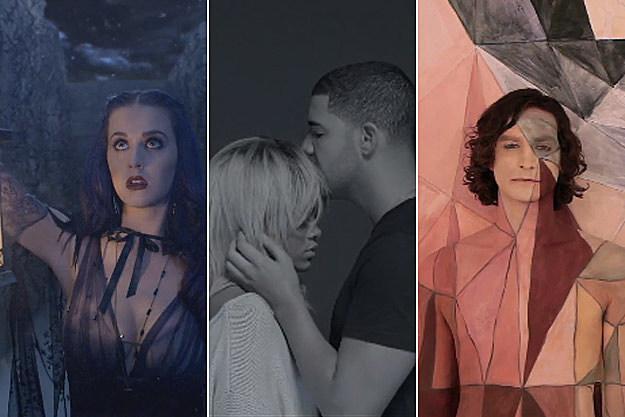 Katy Perry Rihann Drake Gotye