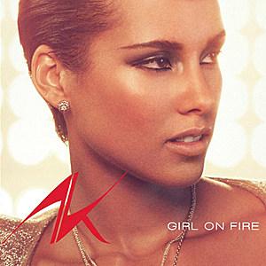 Alicia Keys Girl on Fire