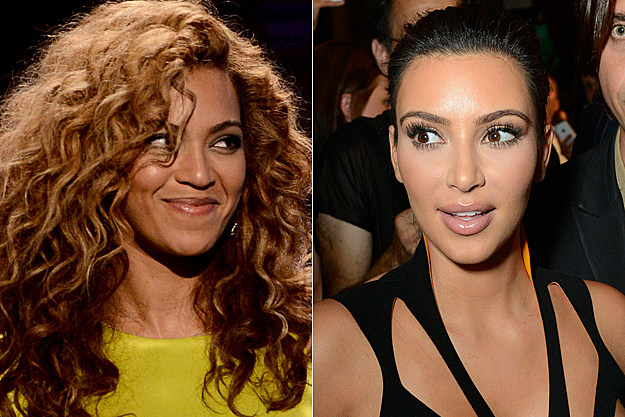 Is Kim Kardashian Planting Stories About Beef with Beyonce?