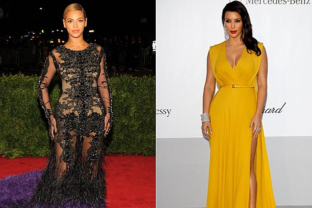 Did Beyonce Give Kim Kardashian the Cold Shoulder?