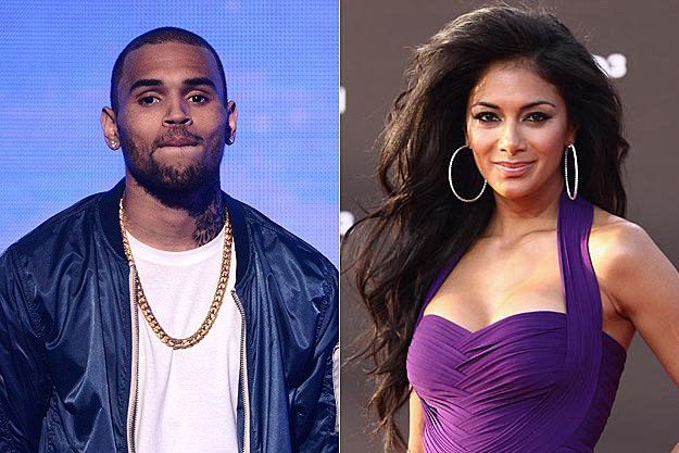 Chris Brown Nicole Scherzinger