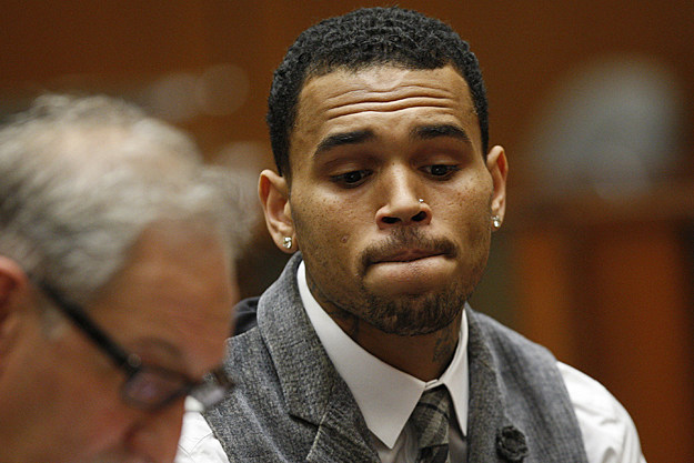 Mark Geragos, Chris Brown