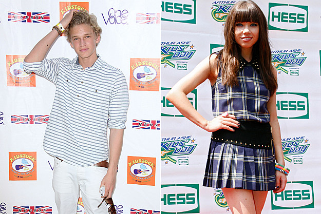 Cody Simpson Carly Rae Jepsen
