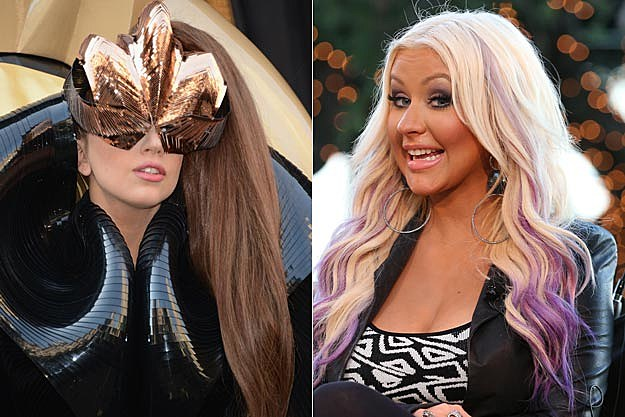 Lady Gaga Loves Christina Aguilera's New Single 'Your Body'
