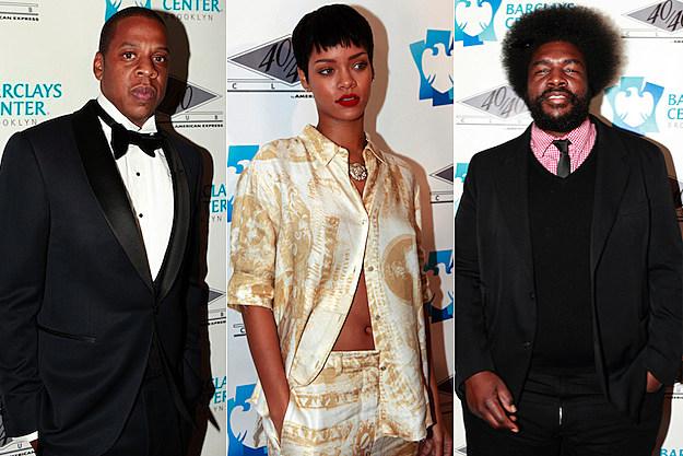 Jay-Z-Rihanna-Questlove