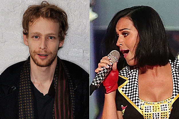 Johnny Lewis Katy Perry
