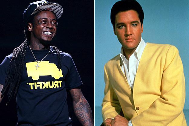 Lil Wayne Elvis Presley