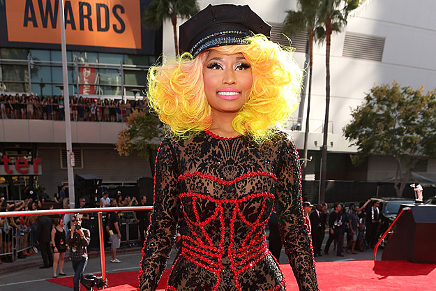 Nicki Minaj I Am Your Leader Outfit