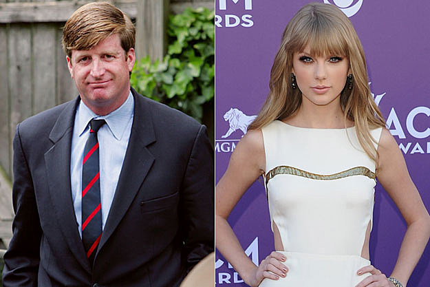 Patrick Kennedy Taylor Swift
