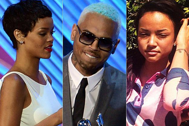 Chris Brown Dumps Karrueche Tran for Rihanna Again