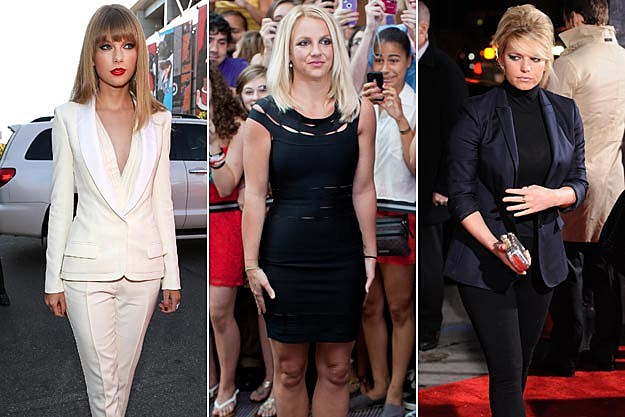 Taylor Swift, Jessica Simpson, Britney Spears + More on Hottest Celeb Republicans List