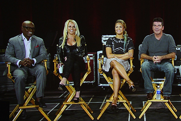 'X Factor' Hosts to Be Revealed On Sept. 11, Judges Dish on Season 2 in New Videos