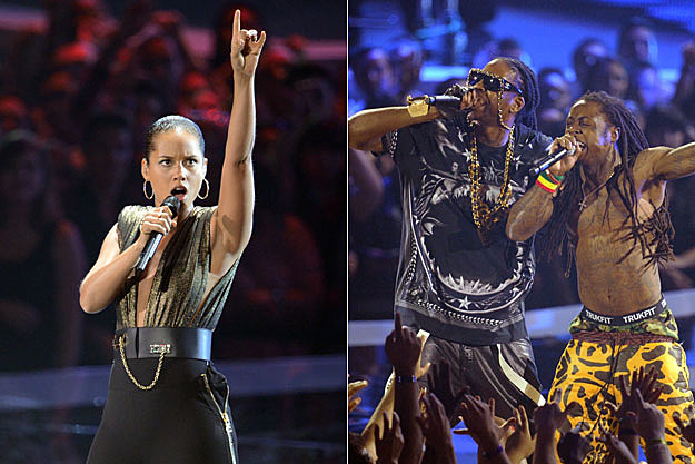 Alicia Keys 2 Chainz Lil Wayne