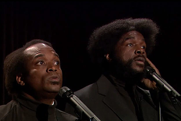Black Simon and Garfunkel