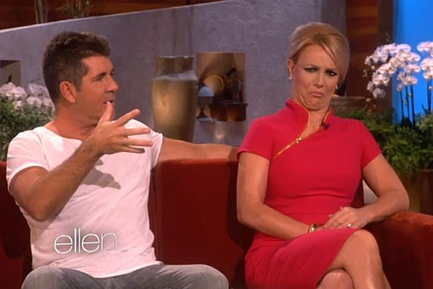 'X Factor' Judge Britney Spears Is Great at Making Weird Faces – Picture Perfect