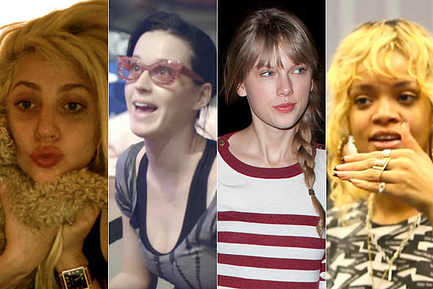 Celebrities Without Makeup (Part II) – Picture Perfect