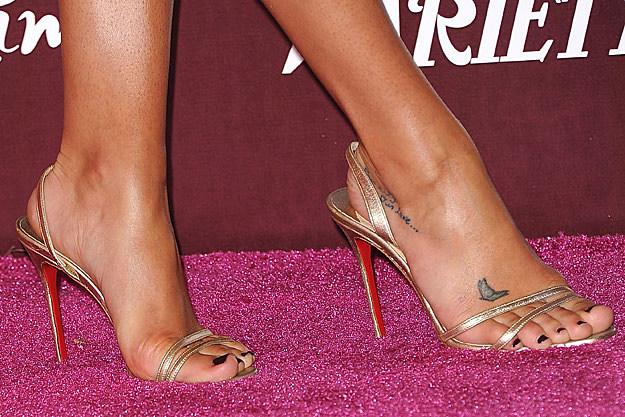 Celebrity sexy tattoo