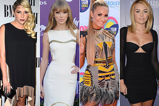 ... Will Win 'Best Dressed' at the 2012 MTV VMAs? – Readers Poll