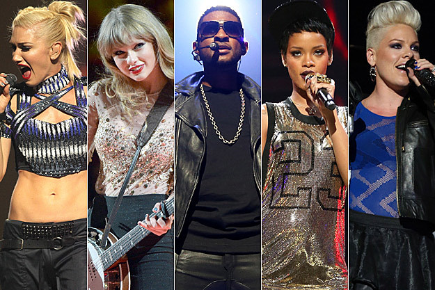Favorite iHeart Radio Festival Performance – Readers Poll