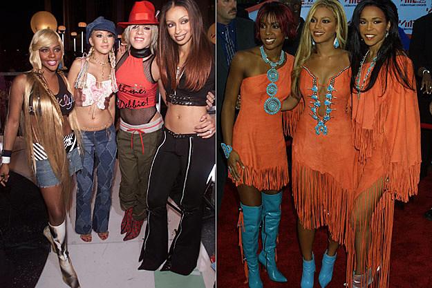 Lil Kim Christina Aguilera Pink Mya Destinys Child