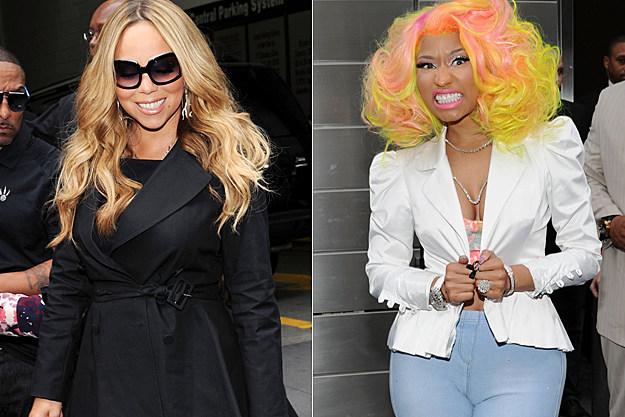 Mariah Carey vs. Nicki Minaj: Who Are You More Excited to See on 'American Idol'? – Readers Poll