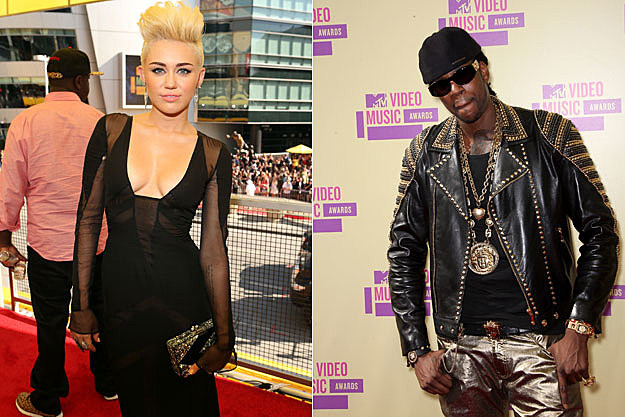 Miley Cyrus 2 Chainz