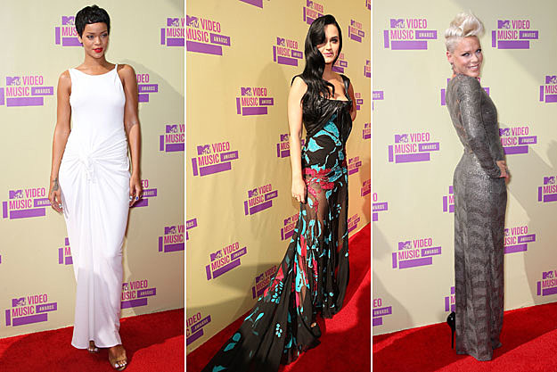 2012 MTV Video Music Awards Best Dressed Pictures