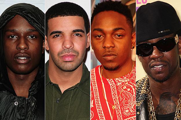 ASAP Rocky  Drake Kendrick Lamar 2Chainz